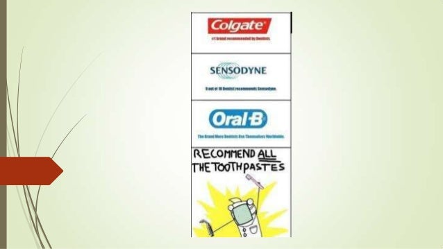 Project on Toothpaste Industry