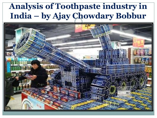 toothpaste market in india to 2014 A product of unilever, close-up was the pioneer brand that came up with the concept of gel formula in toothpaste in india it also prevents bleeding gums this product is available in different packages at different yet cheap prices in the market.