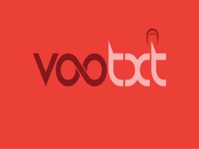 Apresentação Oficial do Plano de Negócio  Voo TxT App VOOTXT