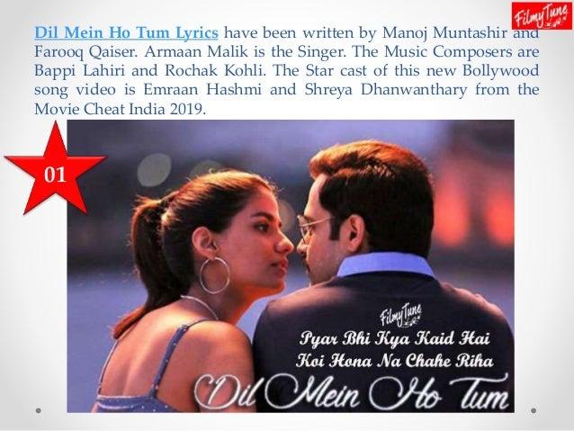 Top 10 Bollywood Songs 2019 Week 02 (New Hindi Video Song
