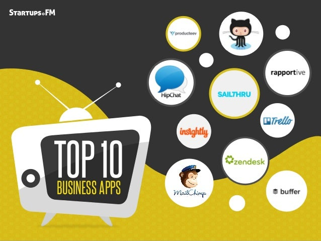 TOP10BUSINESS APPS
