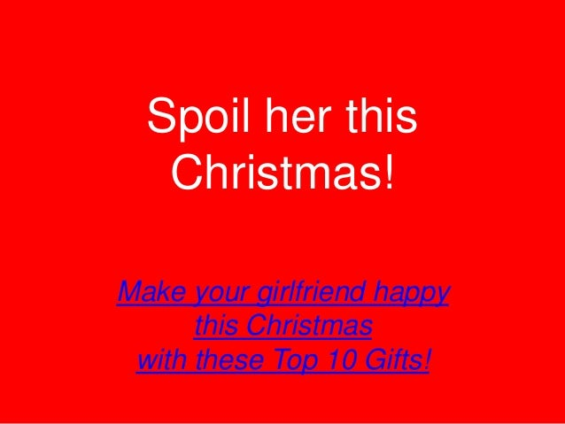 top 10 christmas presents for her | My Web Value