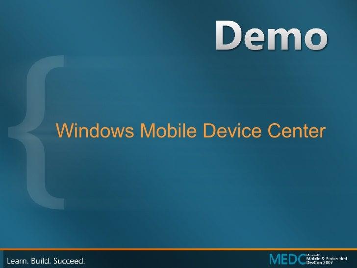 Top 10 Enterprise Features of Windows Mobile 6