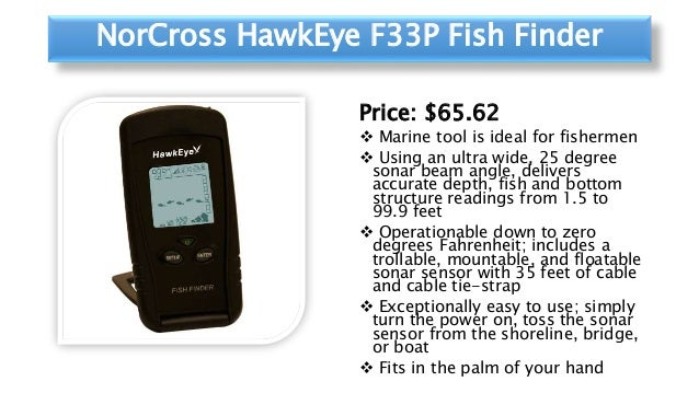 top 10-kayak-fish-finder, Fish Finder