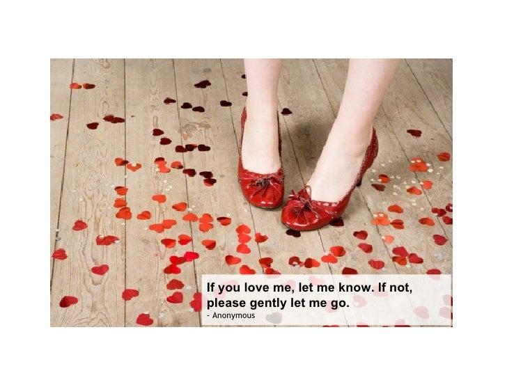 Bette Davis; 8. If You Love Me ...