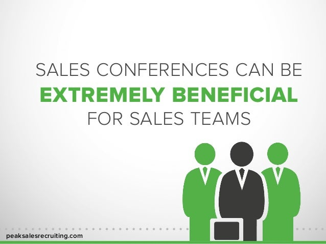 The Top 10 Sales Conferences of 2016 Slide 2