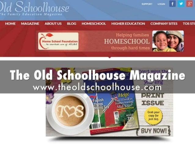 Top 11 Resources For Homeschoolers Slide 2