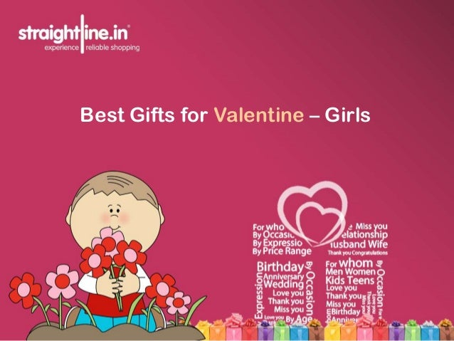 Top 5 Valentine\'s Day Gifts for Girls 2014