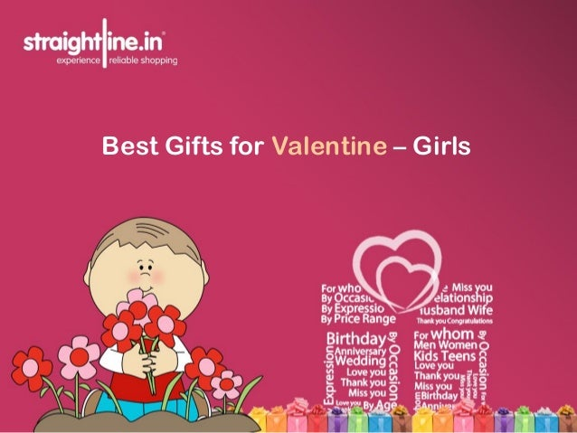 Best valentine s day gift ideas for girls 2014 for Best gift this valentine day