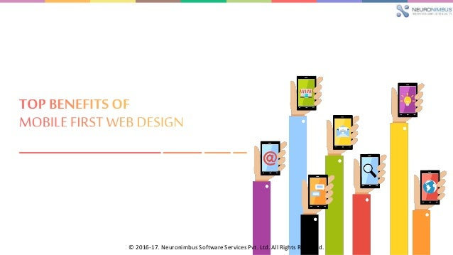 Top Benefits Of Mobile First Web Design