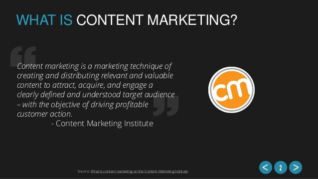 The 25 Must-Read Content Marketing Presentations of 2013 Slide 2
