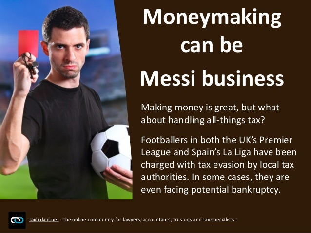 Taxlinked.net - the online community for lawyers, accountants, trustees and tax specialists. Making money is great, but wh...