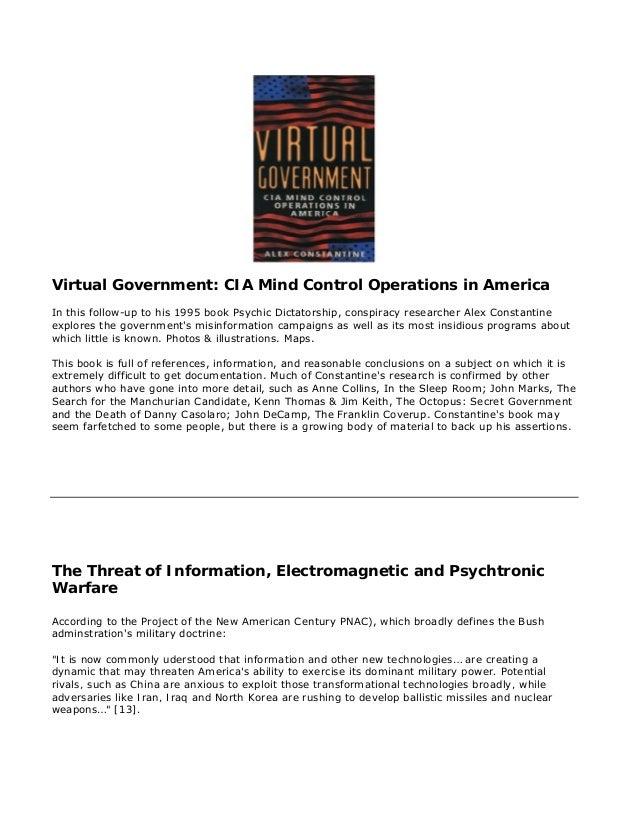 14. Virtual Government: CIA Mind Control ...