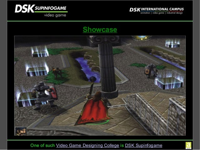 DSK International Campus Offers Courses In Video Game Design And Game - Online video game design schools