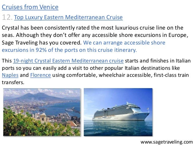 Celebrity Equinox - Europe, Mediterranian, Venice ...