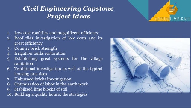 Top 100 Capstone Project Topics