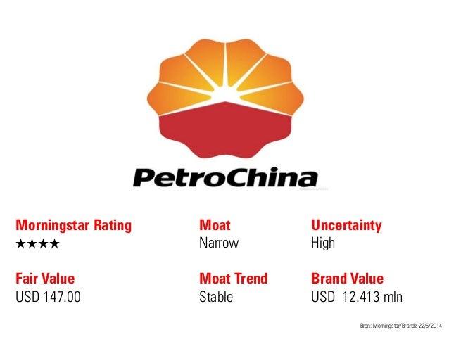 Morningstar Rating QQQQ Fair Value USD 147.00 Moat Narrow Moat Trend Stable Bron: Morningstar/Brandz 22/5/2014 Uncertainty...