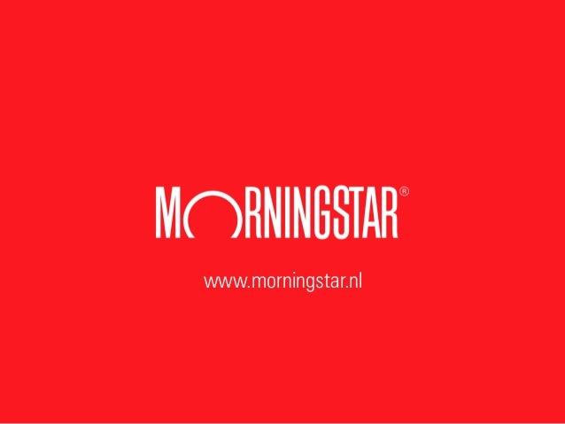 25 www.morningstar.nl