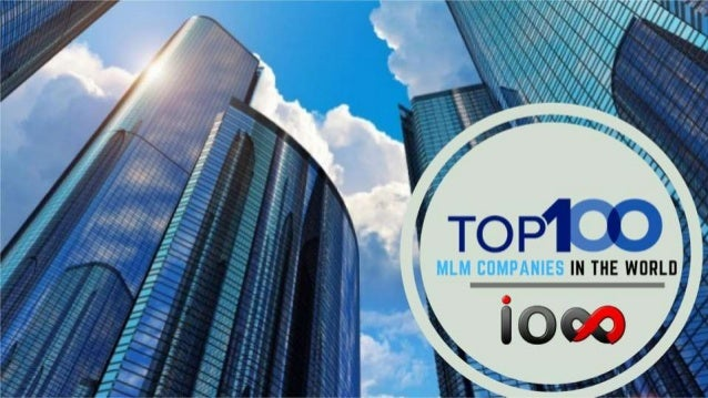 Top 100 mlm companies in the world- Top direct selling companies