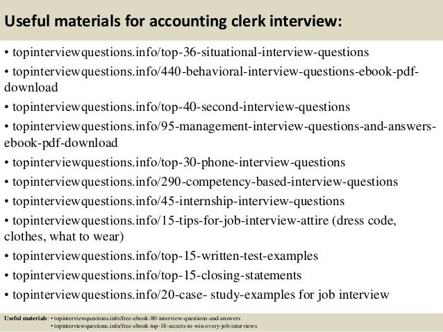 Accounting ...  Accounting Interview Questions