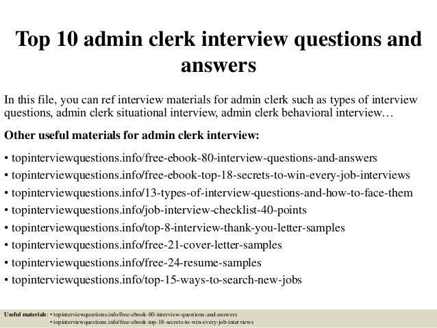 Captivating Administrative Clerk Duties And Administrative Clerk Job Description