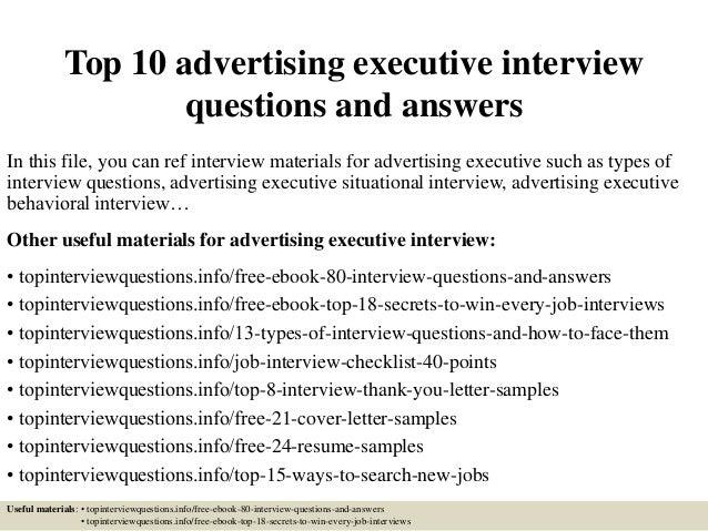 advertising executive job description - Advertising Executive Job Description