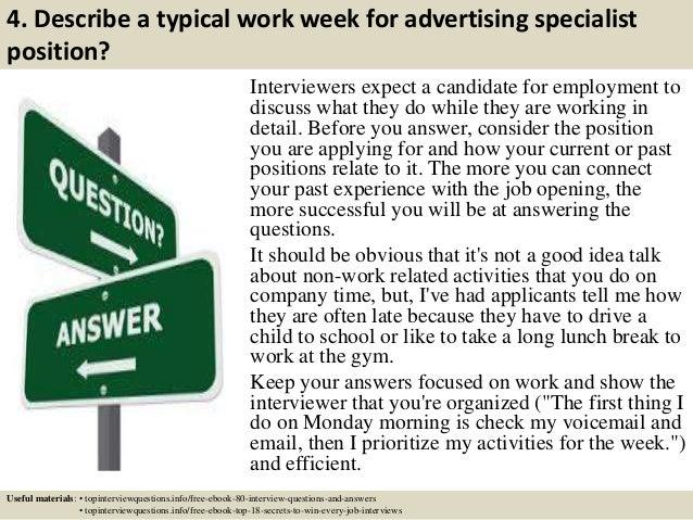 5 4 - Advertising Specialist