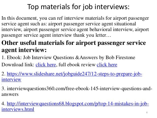 airport customer service resume