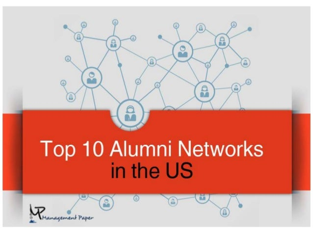 Top 10 alumni networks in the us