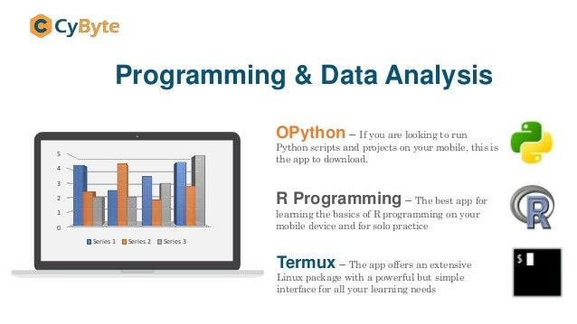 Eight must-try Android apps for Data Scientists and Data Analysts
