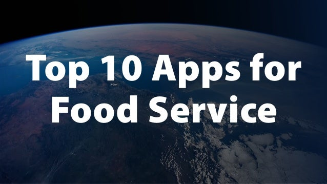 Top 10 Apps for 