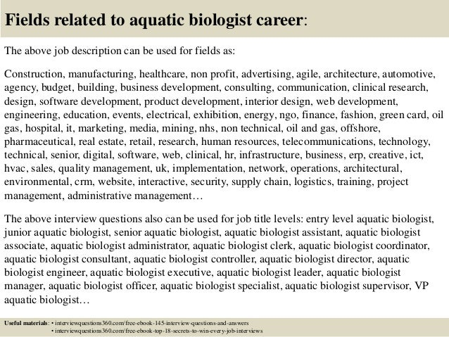 Aquatics Director Cover Letter Cover Letter Example For Resume ...