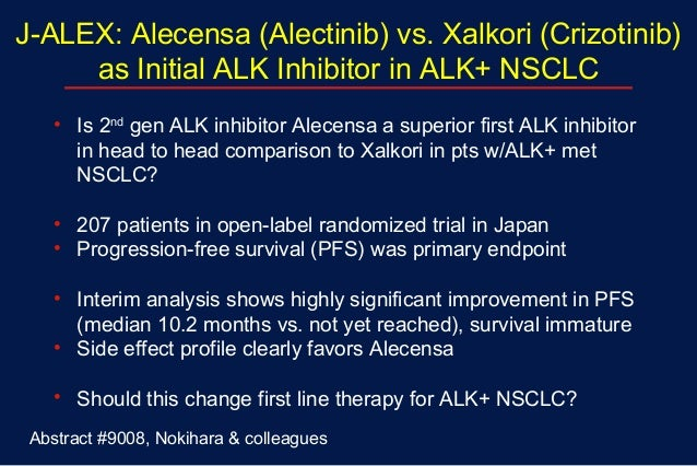 Takeda eyes Alunbrig earlier lung cancer use as 2year
