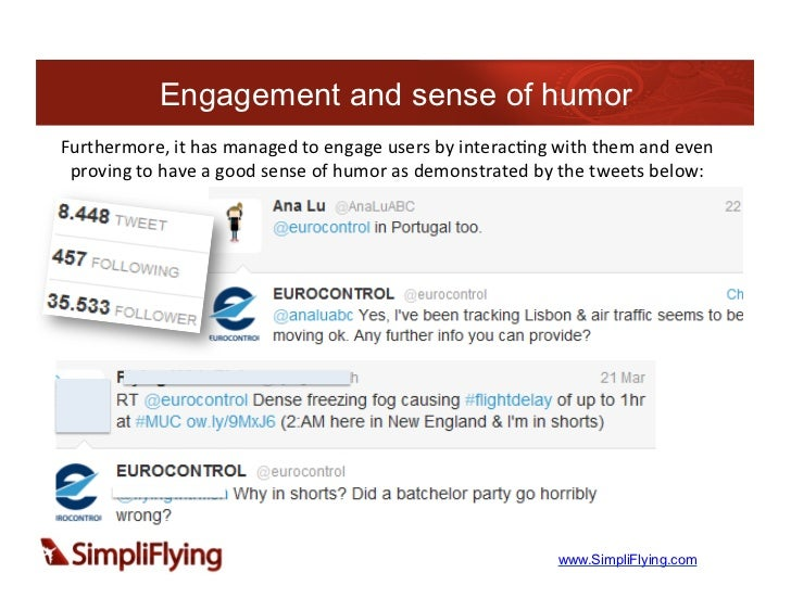 Engagement and sense of humorFurthermore, it has managed to engage users by interac7ng with them and...