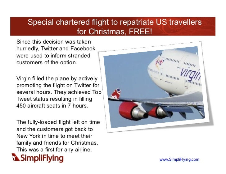 Special chartered flight to repatriate US travellers                  for Christmas, FREE!Since this decision was takenhur...