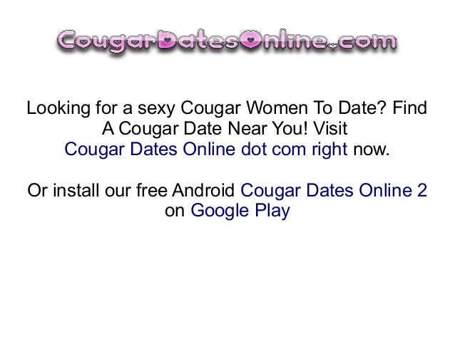cougar speed dating los angeles 2013