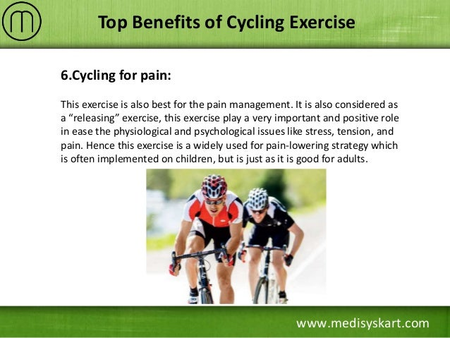 Top 10 Benefits of Cycling Exercise