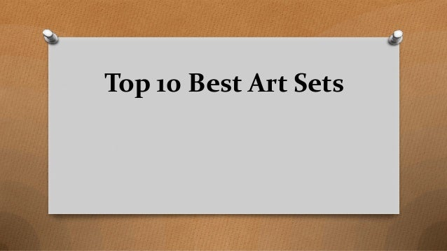 Top 10 Best Art Sets