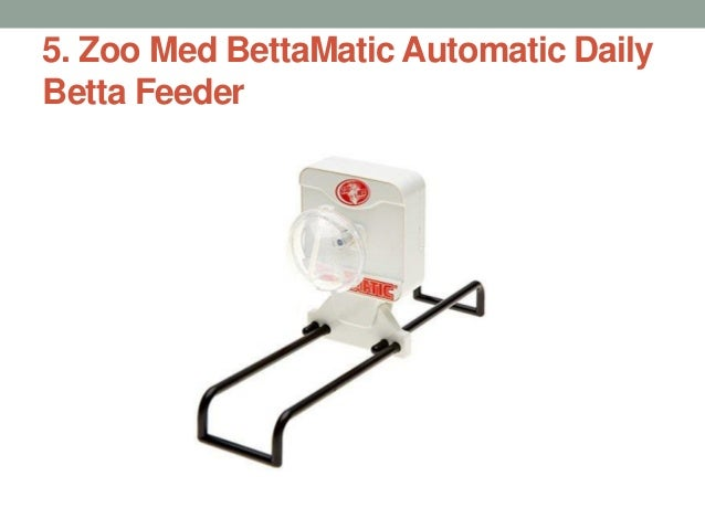 Zoo Med Bettamatic Daily Feeder