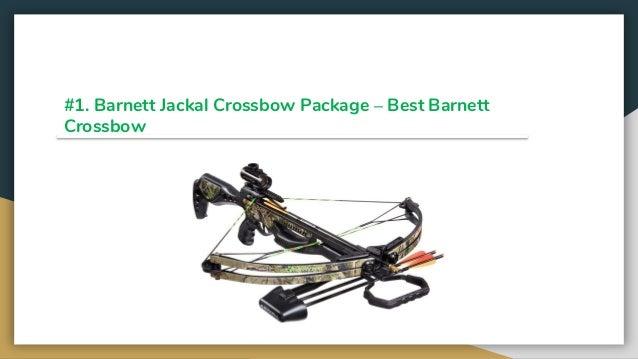 Top 10 best barnett crossbows 2019 review