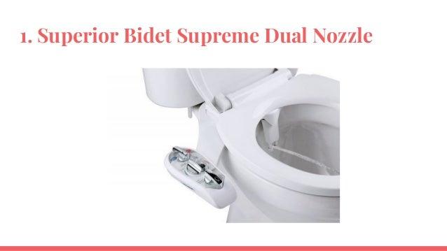 Top 10 Best Bidet Toilet Attachments In 2018