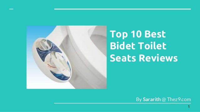Awesome Top 10 Best Bidet Toilet Seats In 2017 Reviews Inzonedesignstudio Interior Chair Design Inzonedesignstudiocom