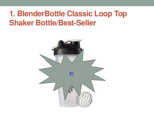Top 10 best blender bottles in 2017