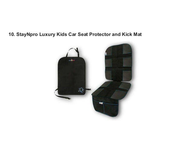 Top 10 Best Car Seat Protector For Leather Seats In 2017 Reviews 1 012456789 2 79 3