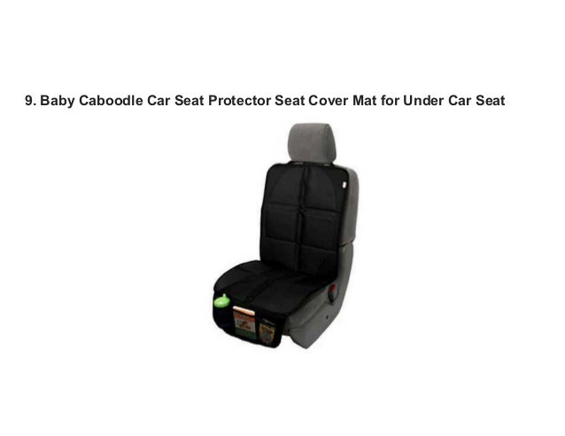 Top 10 Best Car Seat Protector For Leather Seats In 2017 Reviews