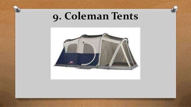 Coleman Tents ... & Top 10 best coleman tents