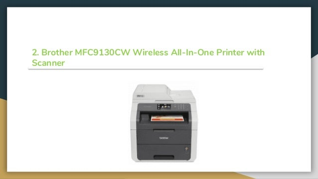 Top 10 best color laser printers review in 2019