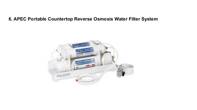 Top 10 Best Countertop Reverse Osmosis Water Filter In