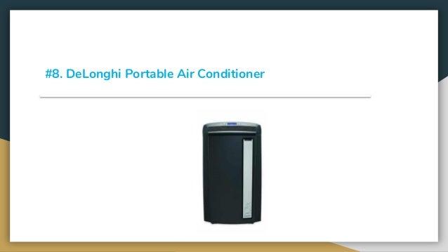 Top 10 best de longhi portable air conditioners review 2019