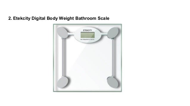 Top 10 Best Digital Bathroom Weighing Scales Reviews